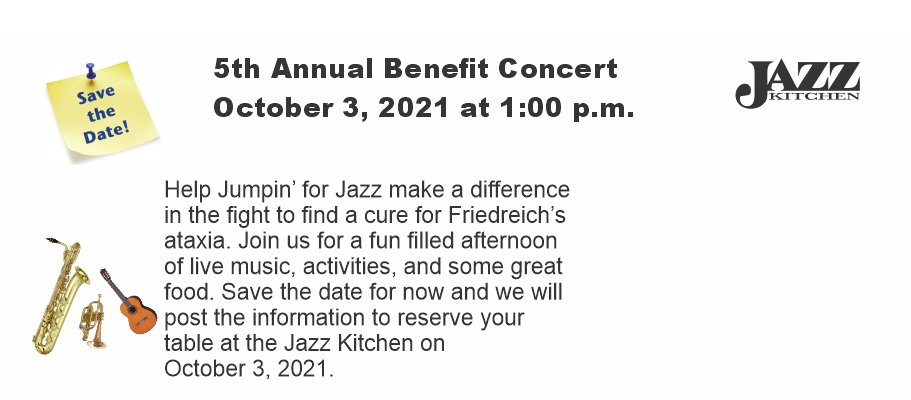 About Jumpin' for Jazz